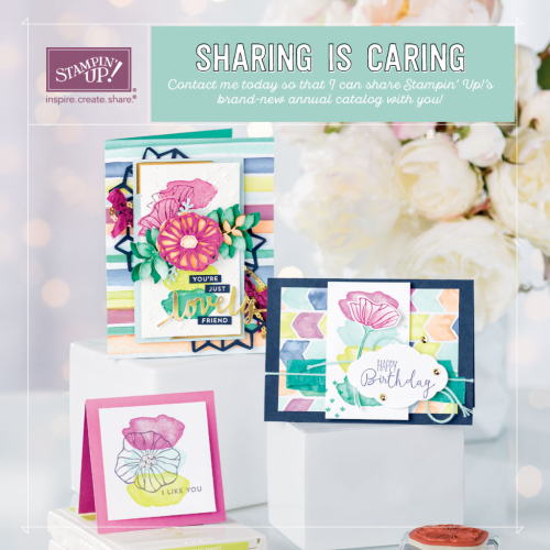 stampin up, Stampin' Up! 2017/2018 Annual Catalog, Stampin Scrapper, Stampinscrapper.com, Joyce Whitman