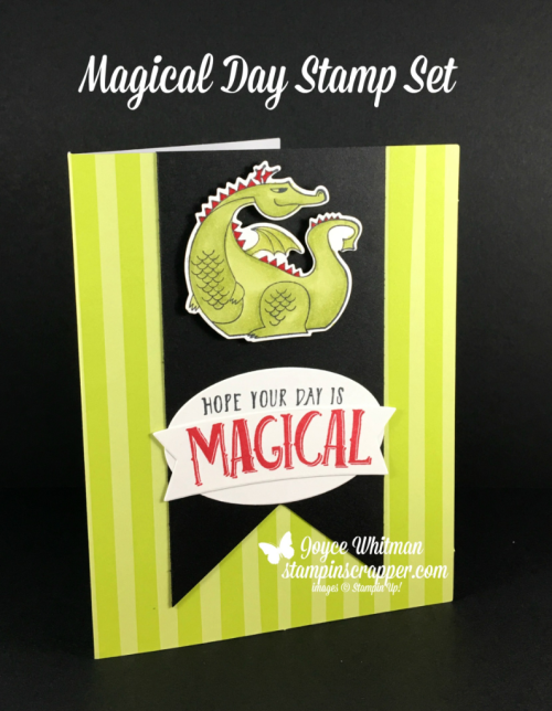 Stampin Up, Stampin' Up! Magical Day stamp set #145857, Magical Mates Framelits Dies #145660, Tutti Frutti Cards and Envelopes #147242, Layering Oval Framelits #141706, created by Stampin Scrapper, for more cards, gifts, ideas, scrapbooking and 3D projects go to stampinscrapper.com, Joyce Whitman
