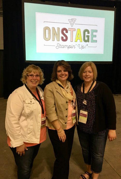 stampin up, Stampin' Up! 2017 OnStage, stampinscrapper.com, Joyce Whitman