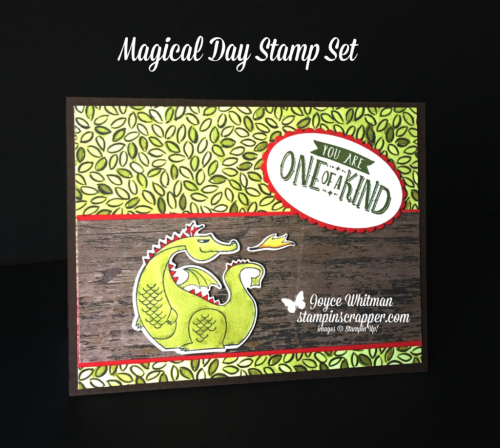 Stampin Up, Stampin' Up! Magical Day stamp set #145854, Magical Mates Framelits #145660, Share What You Love Specialty DSPi #146926, created by Stampin Scrapper, for more cards, gifts, ideas, scrapbooking and 3D projects go to stampinscrapper.com. Joyce Whitman